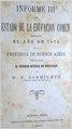 Informe III del estado de la educacion comun durante el año de 1879 - Domingo F. Sarmiento.pdf