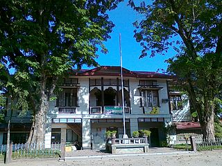 Initao Municipality in Northern Mindanao, Philippines