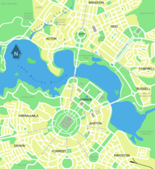 Canberra Wikipedia