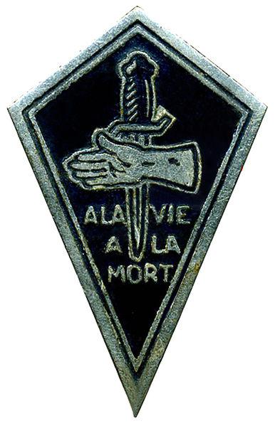 Les commandos Français en Asie 1941-1946  386px-Insigne_du_SAS_B_-_Ponchardier
