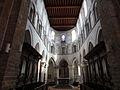 Intérieur du Choeur vers l'est de la Collégiale Saint-Omer de Lillers.jpg