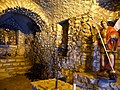 Interno del santuario di S.Michele sullo Scalambra - panoramio.jpg