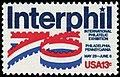 Interphil 13c 1976 issue U.S. stamp.jpg