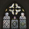 Interrieur kapel, tribune, spitsboogvenster met glas-in-lood - Maastricht - 20335386 - RCE.jpg