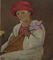 Ion Theodorescu-Sion - Lectia de mandolina.jpg