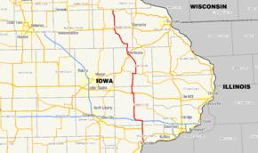 Iowa Highway 38 Wikipedia