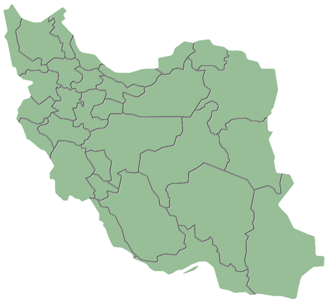 File:IranProvinces.png