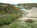 Ironstone Quarry, Hengistbury Head - geograph.org.uk - 10331.jpg