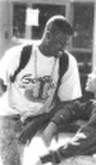 Isaiah Rider - Rider during his senior year in high school in 1988–89