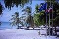 Isla Beatas military base shoreline.jpg