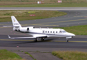Israel Aircraft Industries 1125 Astra SPX D-CRIS in DUS.jpg