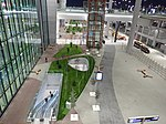 Istanbul Airport ISL Entrance ground floor from upstairs.jpg