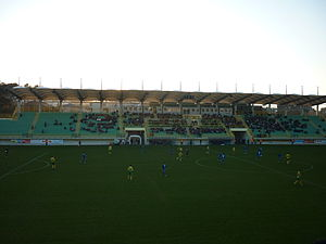 Stadion Aldo Drosina - Image: Istra 1961 vs. Dinamo, Aldo Drosina