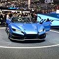 Italdesign Duerte Zerouno Targa at Geneva 2018 (Ank Kumar) 01.jpg