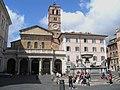 Italie Rome Basilique Sainte-Marie Trastevere - panoramio.jpg