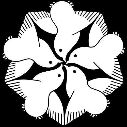 Itsutsu Chidori inverted