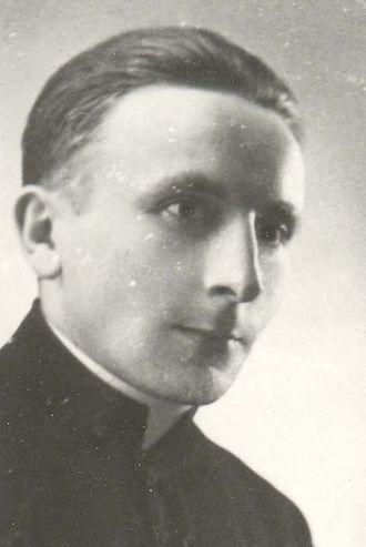 Józef Kowalski (priest) - Salesian priest Józef Kowalski