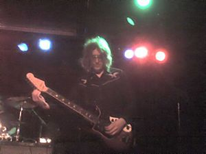 Jace Lasek - Jace Lasek at Les Saints in Montreal 2008.