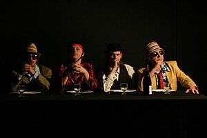 Jack Dupon - Image: Jack Dupon Band
