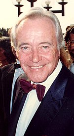 Jack Lemmon at the 40th Emmy Awards, August 1988
