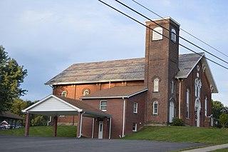 Jackson Center, Pennsylvania Borough in Pennsylvania, United States