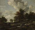 Jacob van Ruisdael - Wooded Landscape with a Rocky Stream.jpg