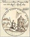 Jacobus Typotius - Symbola Divina & Human, Divisa de María Tudor.jpg
