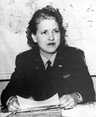 Jacqueline Cochran - Jacqueline Cochran c. 1943