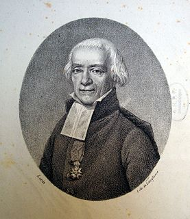 Jacques Antoine Rabaut-Pommier French politician and pastor