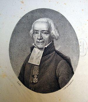 Jacques Antoine Rabaut-Pommier - Jacques Antoine Rabaut-Pommier