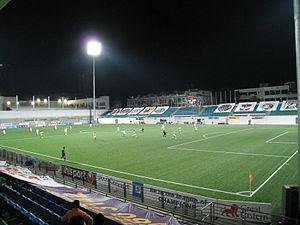 Jalan Besar Stadium - Image: Jalan Besar Stadium