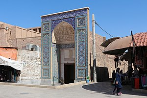 Jameh Mosque, Kerman 01.jpg