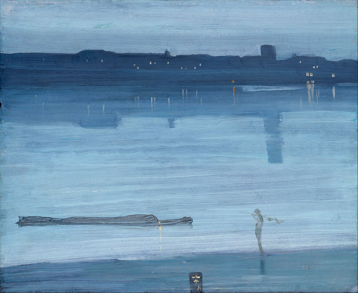 Nocturne: Blue and Silver - Chelsea - Wikipedia