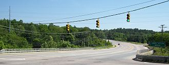 Music of North Carolina - James Taylor Bridge, Chapel Hill