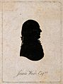 James Ware. Aquatint silhouette, 1801. Wellcome V0006149.jpg