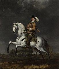 Portrait of Johan Wolphert van Brederode (1599-1655)