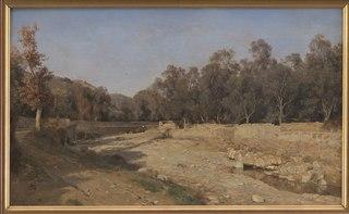 Flodlejet ved Bordighera
