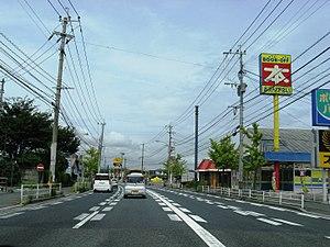 Japan National Route 10 - Route 10, Fukuoka, Kanda