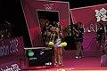 Japan Rhythmic gymnastics at the 2012 Summer Olympics (7915488136).jpg