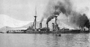 Japanese cruiser Kurama.jpg
