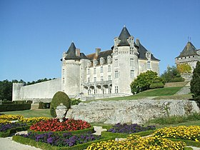 Image illustrative de l'article Château de la Roche-Courbon