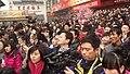 Jasmine Revolution in China - Beijing 11 02 20 cameras 2.jpg