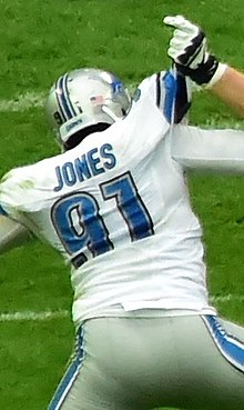 Jason Jones (defensive end) - Wikipedia, the free encyclopedia