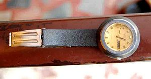 Jayan - The Citizen watch that Jayan had used during the shoot of the film Kolilakkam