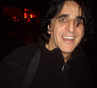 Jaz Coleman singer, keyboardist, songwriter, conductor