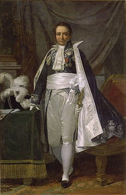 Jean-Pierre, Count of Montalivet - Wikipedia, the free encyclopedia