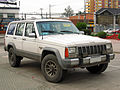 Jeep Cherokee 4.0L Laredo 1989 (15663016663).jpg