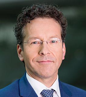 Jeroen Dijsselbloem Dutch politician