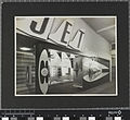 Jet exhibition, Charing Cross Underground Station, Robin Day and Peter Moro, 1946.jpg