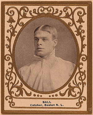 Jim Ball (baseball) - Image: Jim Ball
